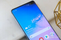 Samsung Galaxy Màn hình và camera S10 Plus
