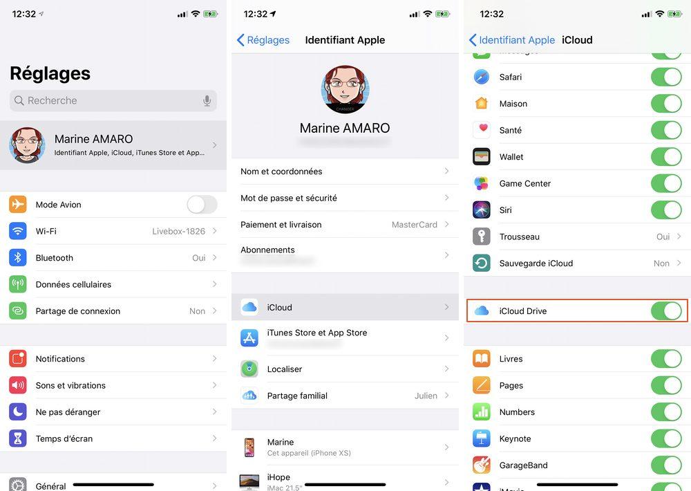 iphone kích hoạt ổ icloud Cách khôi phục các cuộc thảo luận WhatApp của bạn trên iPhone