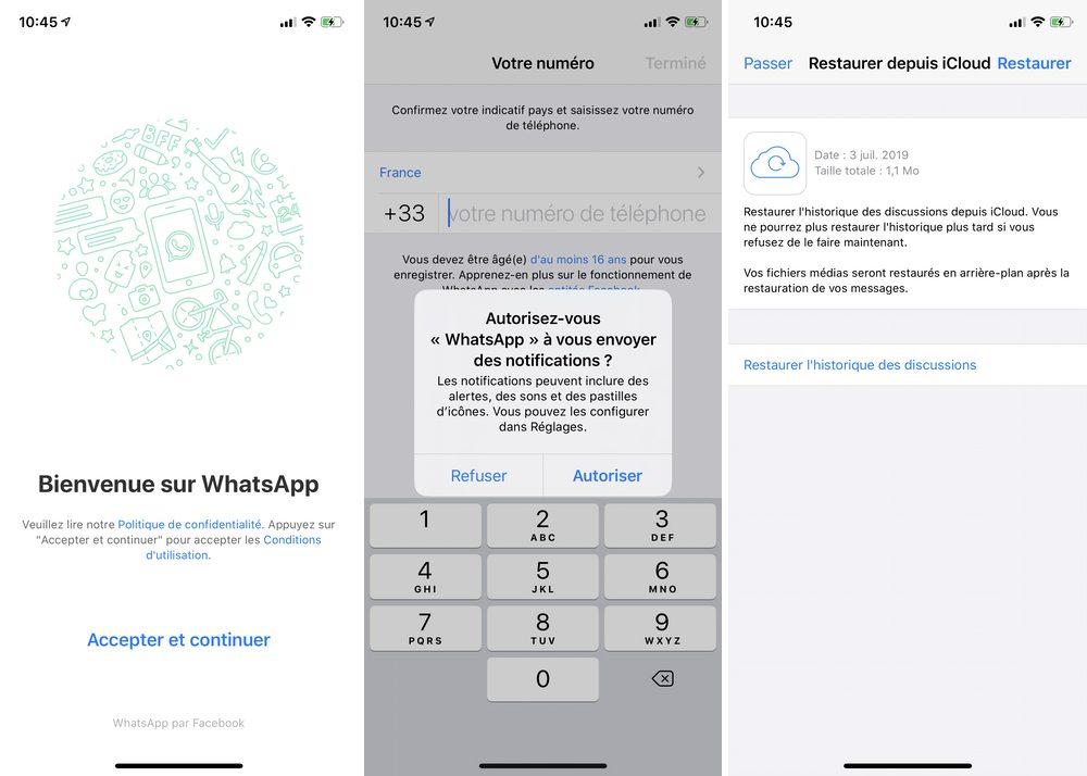 Khôi phục whatsapp cho iphone Cách khôi phục các cuộc trò chuyện WhatApp trên iPhone của bạn
