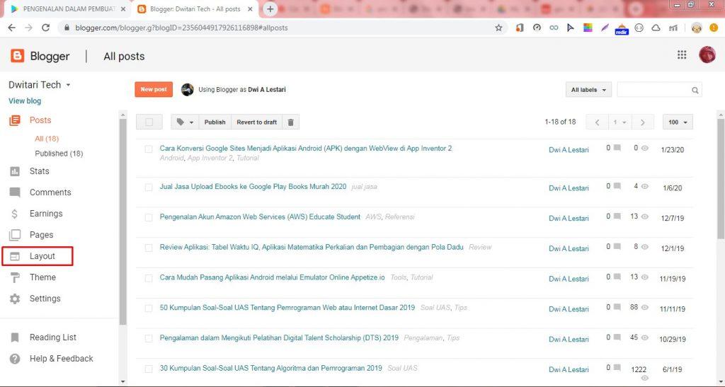 Cách tạo Liên kết Sách điện tử trên Google Play Sách đặc biệt trên Blogger. 4