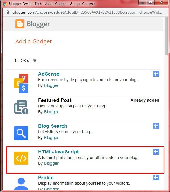 Cách tạo Liên kết Sách điện tử trên Google Play Sách đặc biệt trên Blogger. 6