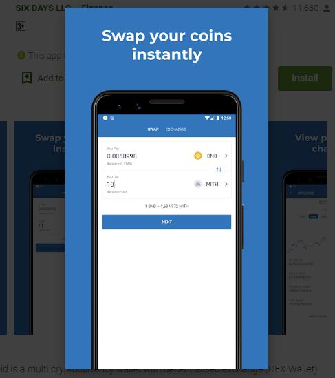 5 Ứng dụng Bitcoin tốt nhất cho Android năm 2020 1