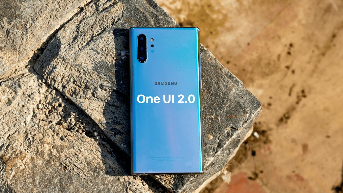 Samsung One Ui tốt nhất 2 0  Các tính năng và thủ thuật mới bạn phải biết