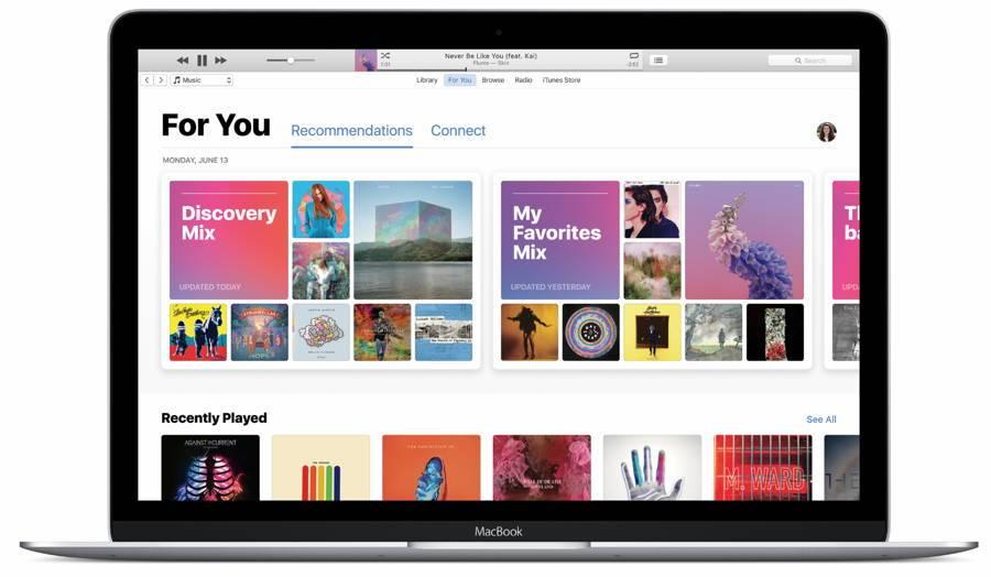 Apple Có thể đang làm việc trên một người kế nhiệm iTunes Windows 1
