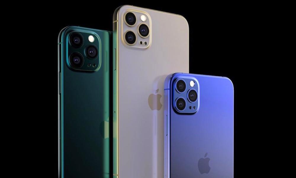 Apple Có thể thay thế Midnight Green bằng Navy Blue cho iPhone 12 Pro 1