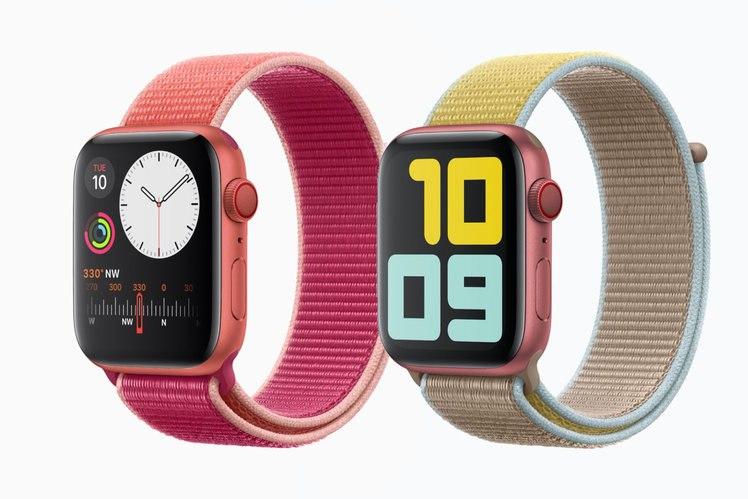 Apple có thể sắp ra mắt Sản phẩm (ĐỎ) Apple Watch 4