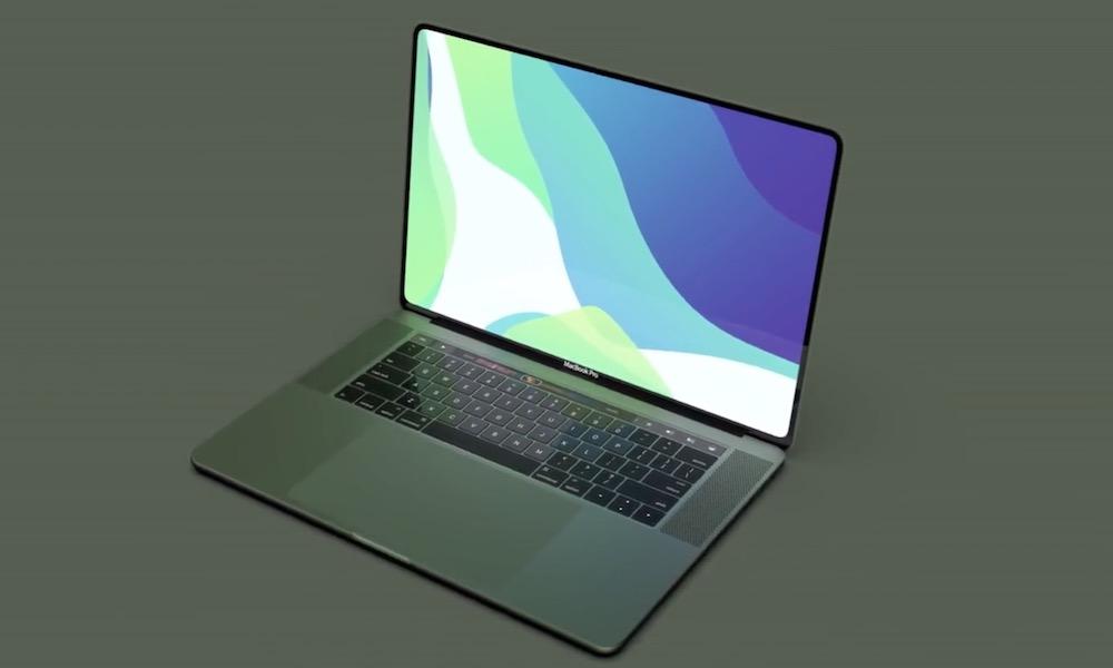 AppleMacBook s 16 ″ MacBook Pro đang được sản xuất ngay bây giờ (và có thể ra mắt trong tuần này) 3