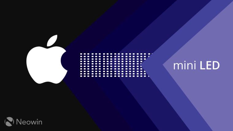 AppleMàn hình LED mini thể thao iPad và MacBook Pro được cho là ra mắt vào quý 4 năm 2020 2