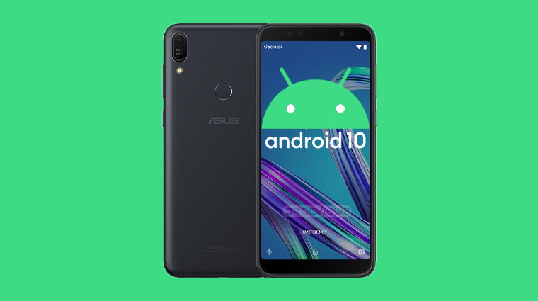 Asus Zenfone Max Pro M1 Android 10 Beta ra mắt
