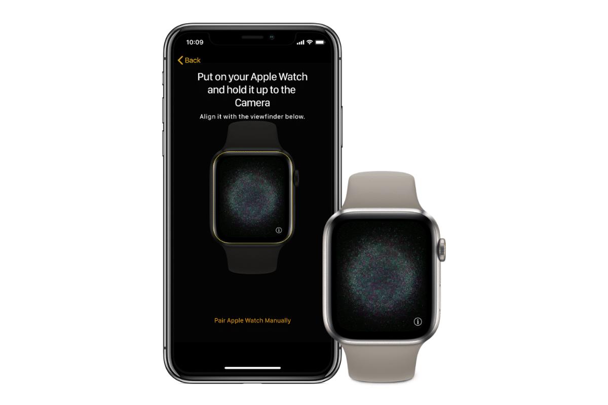 iPhone và Apple Watch