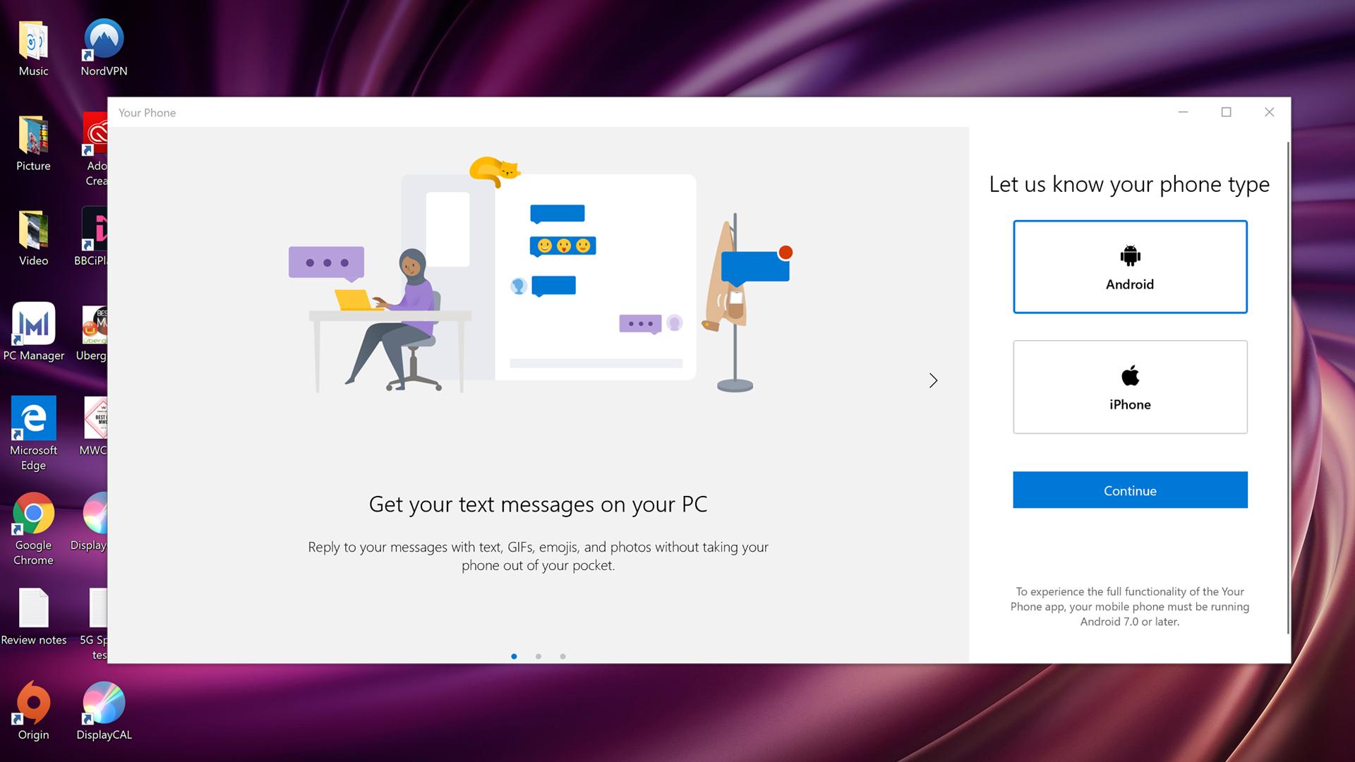 Bạn sẽ sớm có thể thực hiện cuộc gọi trực tiếp từ bên trong Windows 10 1