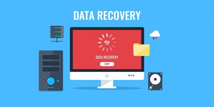 Bất kỳ phần mềm khôi phục dữ liệu - Phục hồi dữ liệu được thực hiện dễ dàng 3