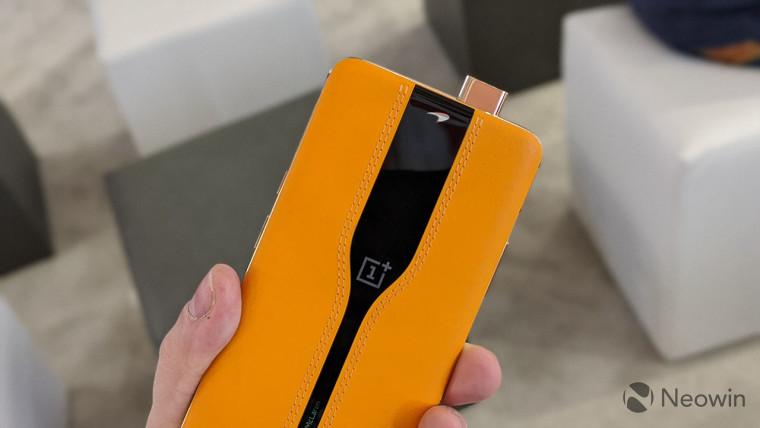 Bắt tay với OnePlus Concept One và camera biến mất của nó 1
