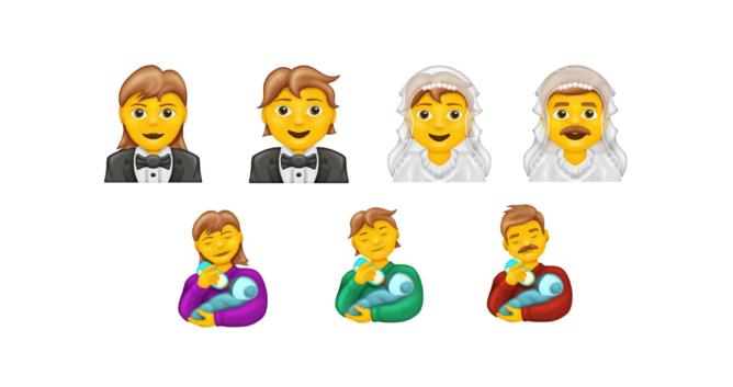 Biểu tượng cảm xúc mới của chúng tôi trong năm nay có thể bao gồm một 'nụ hôn của đầu bếp', fondue, trà bong bóng và dodo 1