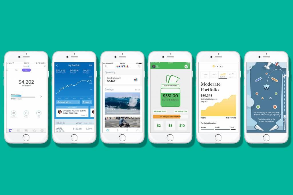 Các ứng dụng sẽ giúp bạn giấu tiền từ chính mình