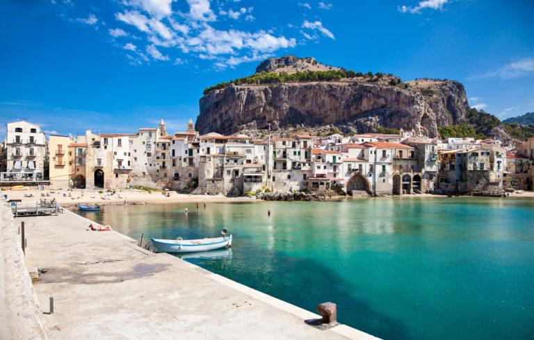 Các cảnh quan đáng kinh ngạc và khó quên ở Sicily 1