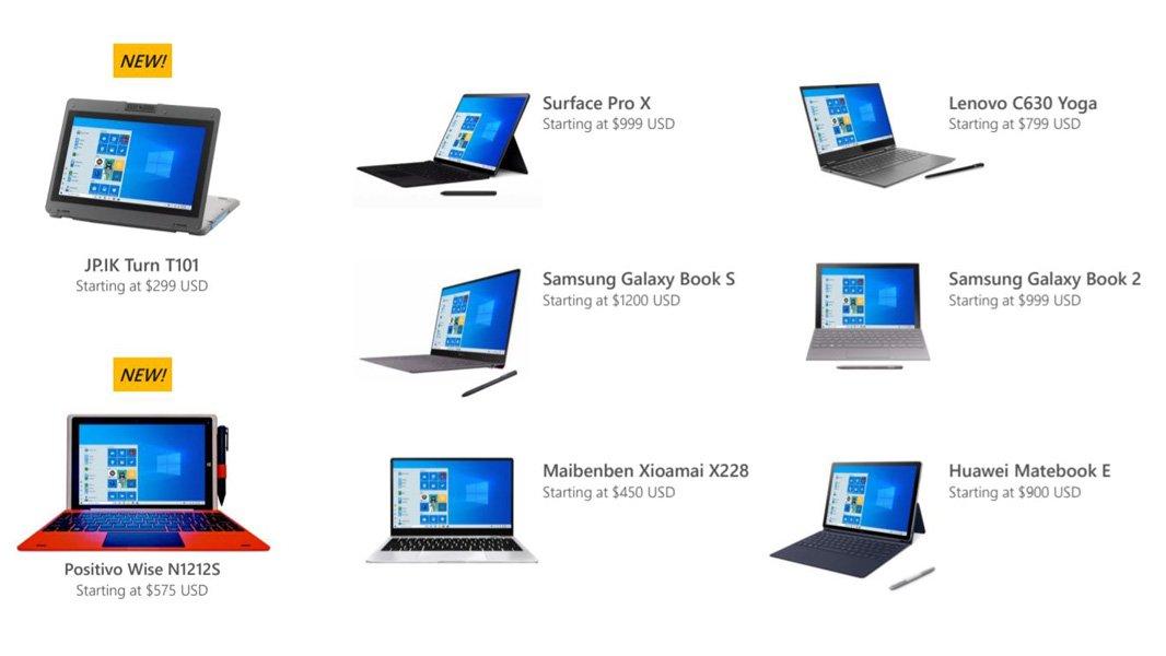 Các đối tác của Microsoft mang đến nhiều PC luôn được kết nối với giáo dục 2
