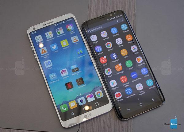 Cách chụp ảnh toàn cảnh Samsung Galaxy S8 và Galaxy S8 Plus