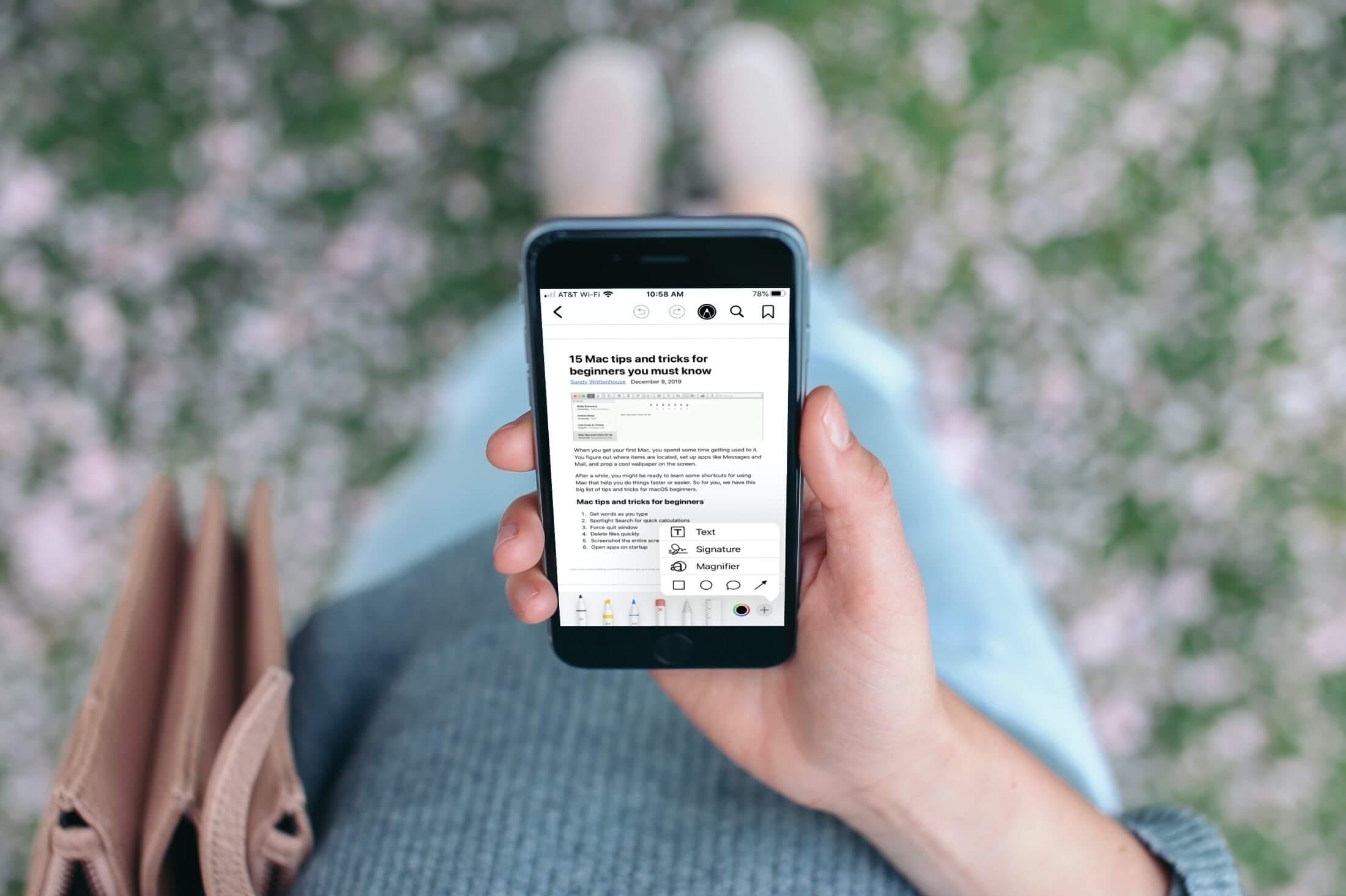 Cách mới và tốt hơn để đăng nhập trên iPhone của chúng tôi 7