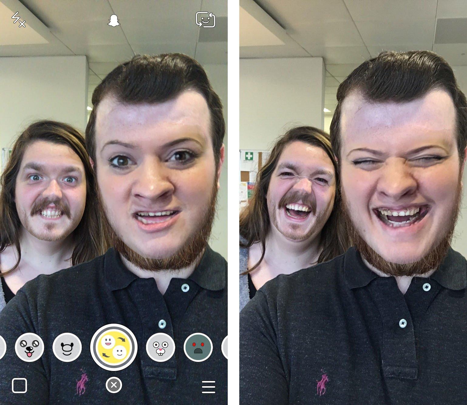 Cách sử dụng Bộ lọc Snapchat - Bộ lọc Snapchat & Bộ lọc Geo 7