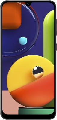 Samsung Galaxy A50s (Lăng kính nghiền đen, 128 GB) (6 GB  RAM)