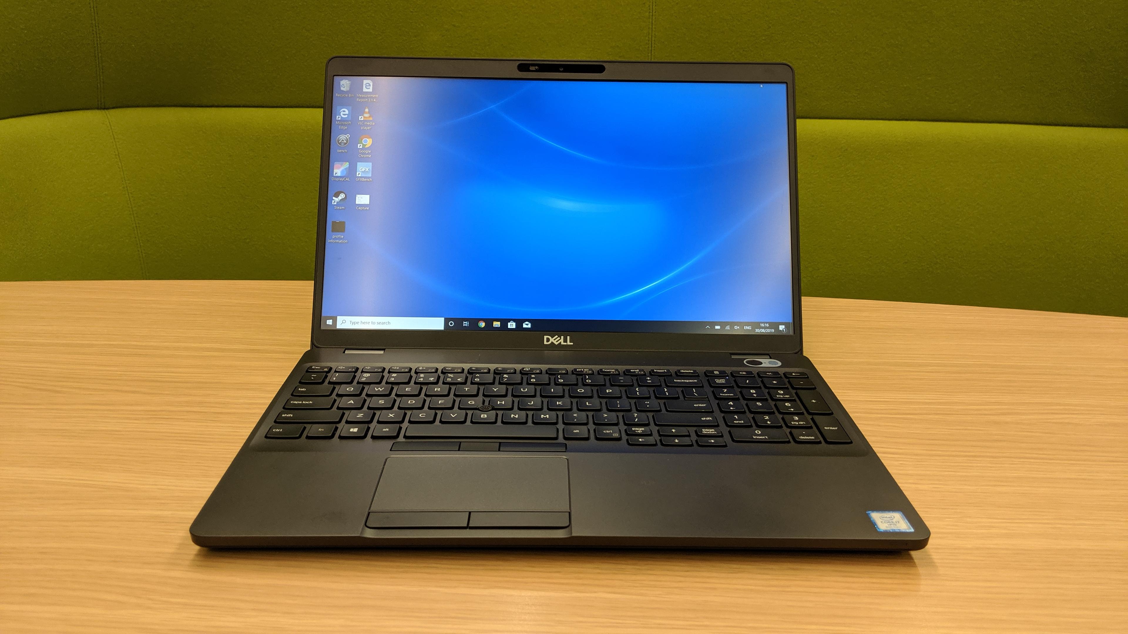 Đánh giá Dell Latitude 5500: Tắt phím 3