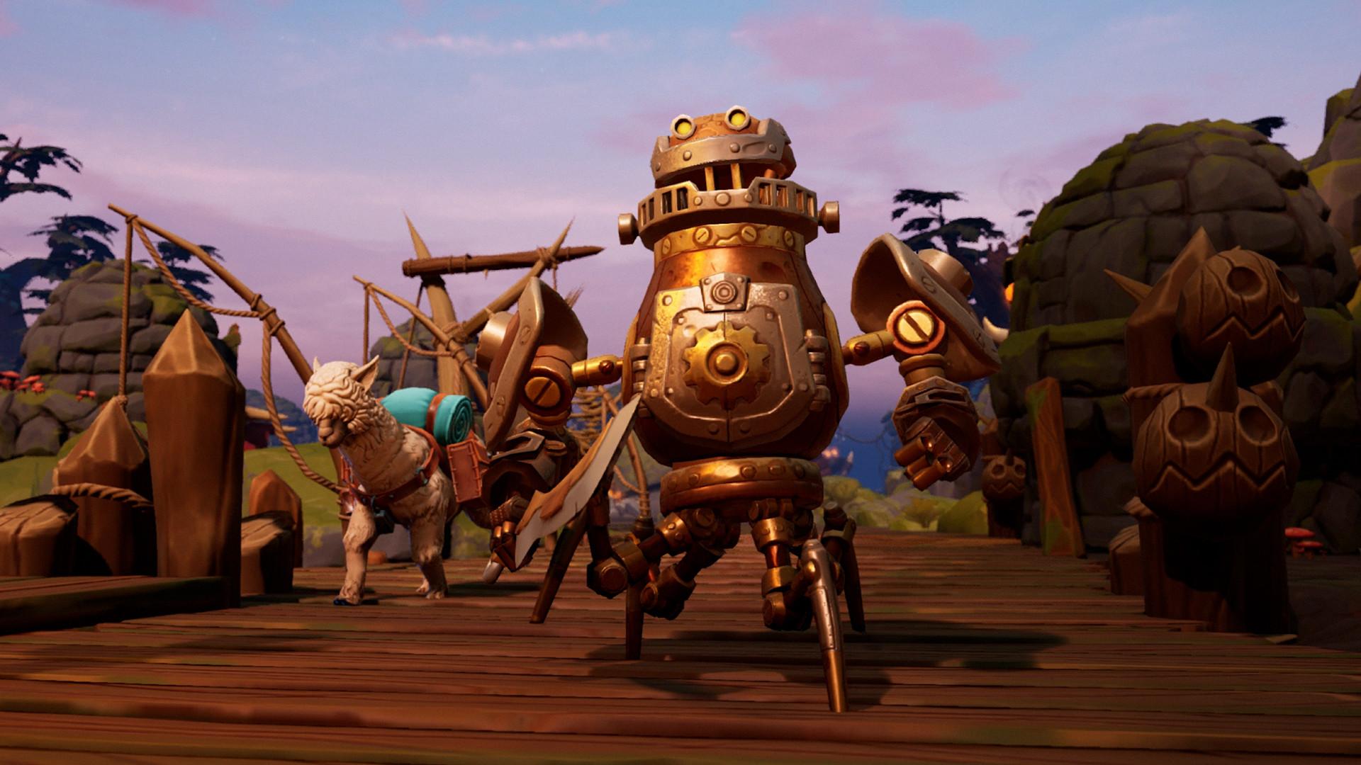 Đèn đuốc 3 tấn công Steam vào năm 2020 và bỏ mô hình chơi miễn phí trực tuyến 1