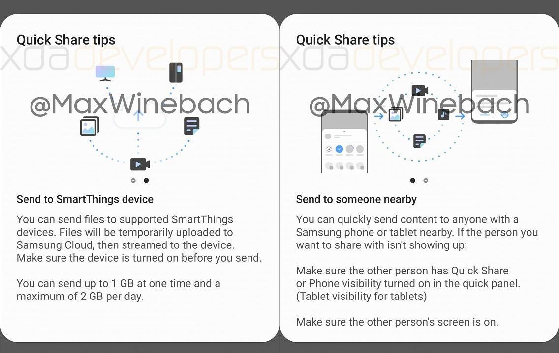 Đối thủ cạnh tranh Samsung Quick Share AirDrop có một cách giải quyết kỳ lạ 1