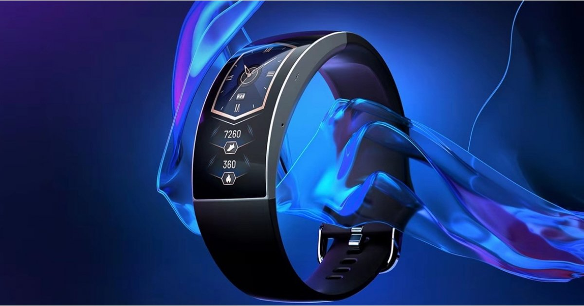 Đồng hồ thông minh cong Amazfit X phá vỡ vỏ bọc - nhưng nó vẫn nhuốm màu bí ẩn 1