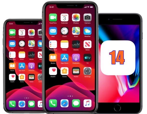 Dưới đây là 21 thiết bị đang cập nhật iOS 14 3