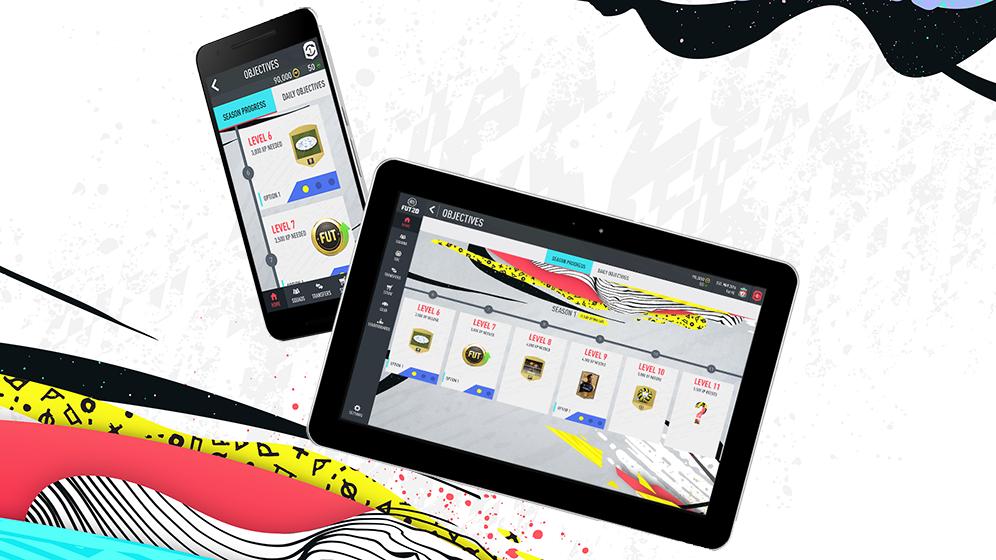 FIFA 20: Cập nhật cho ứng dụng web và ứng dụng đồng hành #2