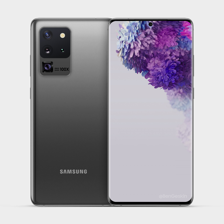 FYI: Những người bạn dự định chọn A Galaxy S20, sẽ nhận được cái mới Galaxy Nụ + Miễn phí 1