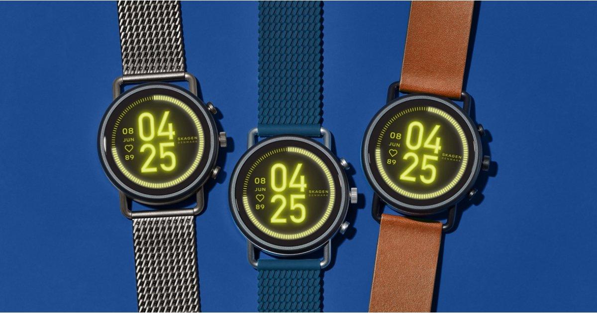Falagen Falster 3 cập nhật đồng hồ Wear OS đẹp nhất với Gen 5 đặc trưng 1