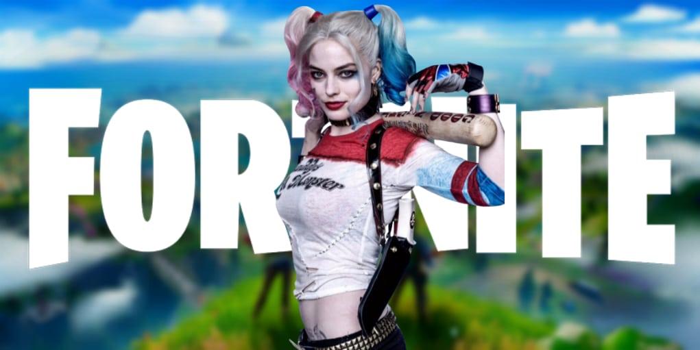 Fortnite Harley Quinn có thể trêu chọc 2