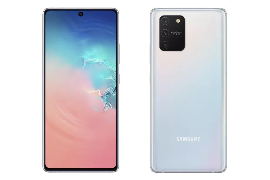 Samsung đã thay đổi thiết kế của Galaxy S10 Lite so với người anh em của nó