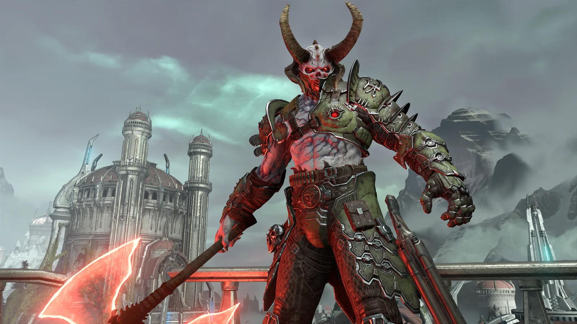 Giám đốc trò chơi Doom Eternal giới thiệu tất cả những con quỷ mới và trở về 1