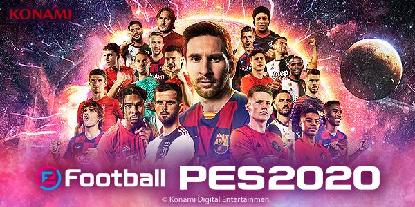 Gói dữ liệu mới nhất cho PES 2020 mang đến cho người hâm mộ những gương mặt người chơi chi tiết nhất 1
