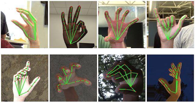 Google AI AI có thể dịch ngôn ngữ ký hiệu thành lời nói 1
