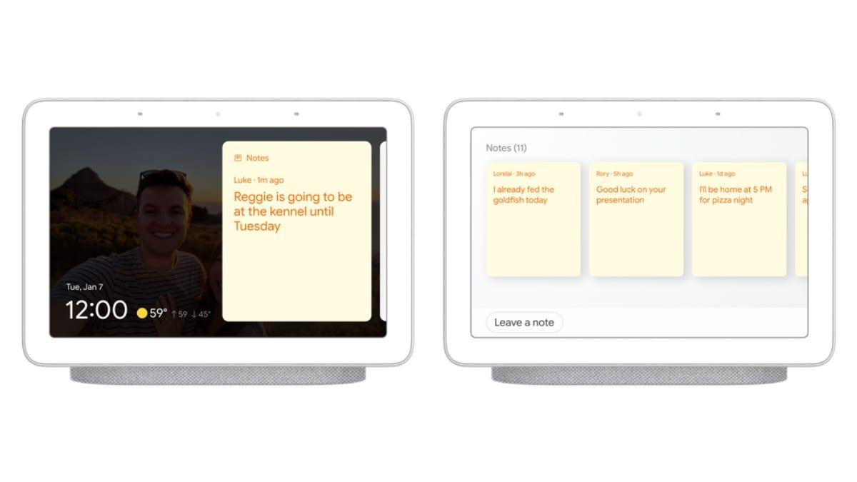 Google Assistant Có các tính năng mới tại CES 2020: Hành động theo lịch trình, Đọc màn hình, Ghi chú dính trên màn hình thông minh, Mở rộng chế độ phiên dịch cho sân bay, Thêm 2