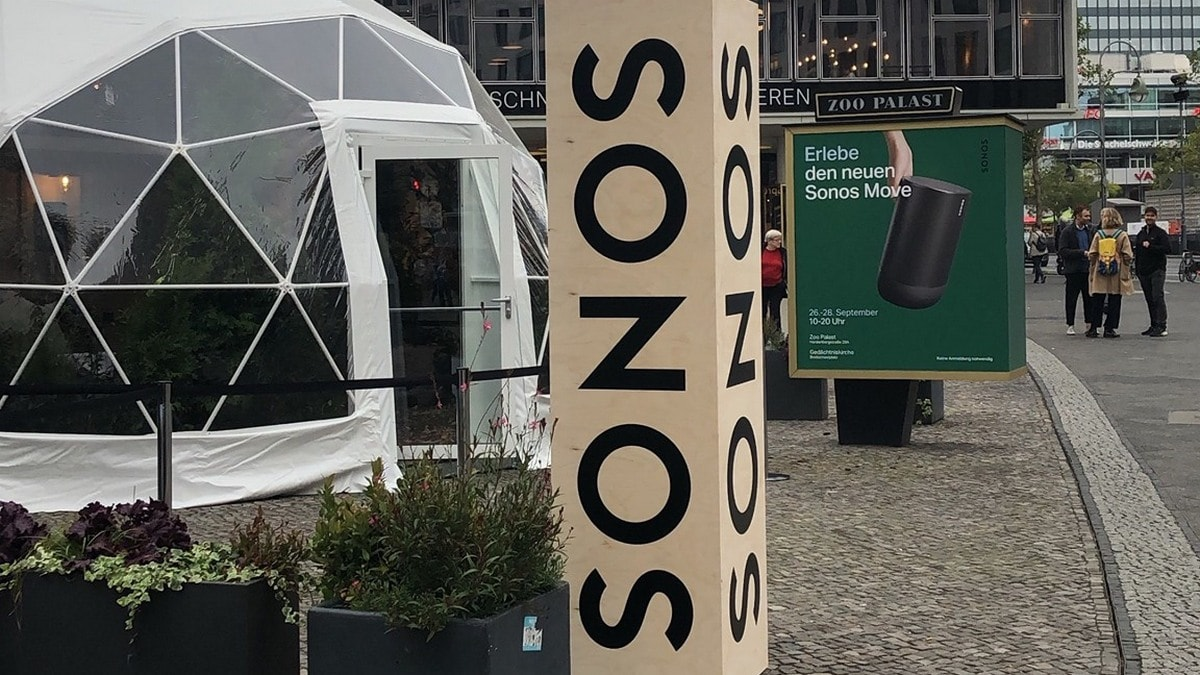 Google Sued by Sonos for Allegedly Stealing Its Wireless Speaker Tech
