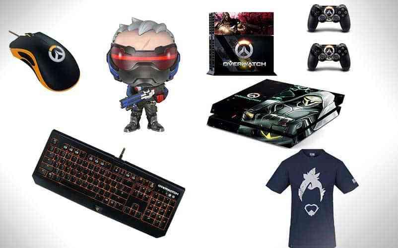 overwatch merchandise