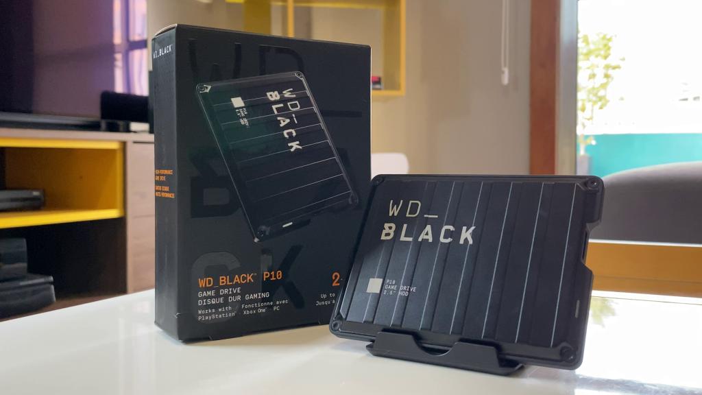 Vỏ WD Black P10
