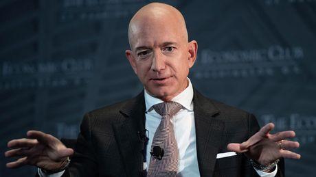Hack Bezos là một thông điệp cho các nhà lãnh đạo chính trị và kinh tế 3