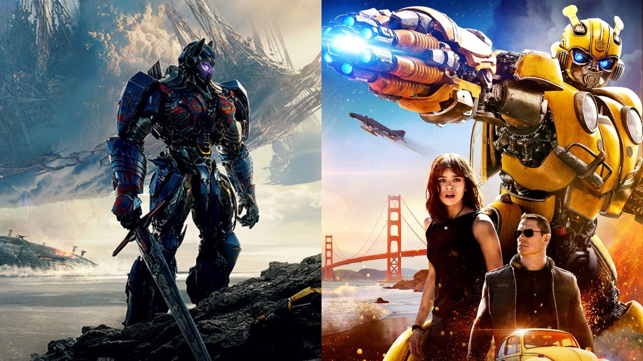 Hai bộ phim Transformers mới hiện đang được thực hiện 1