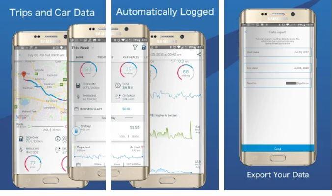 Hàng đầu 6 Nhật ký ứng dụng cho Android và iOS 4