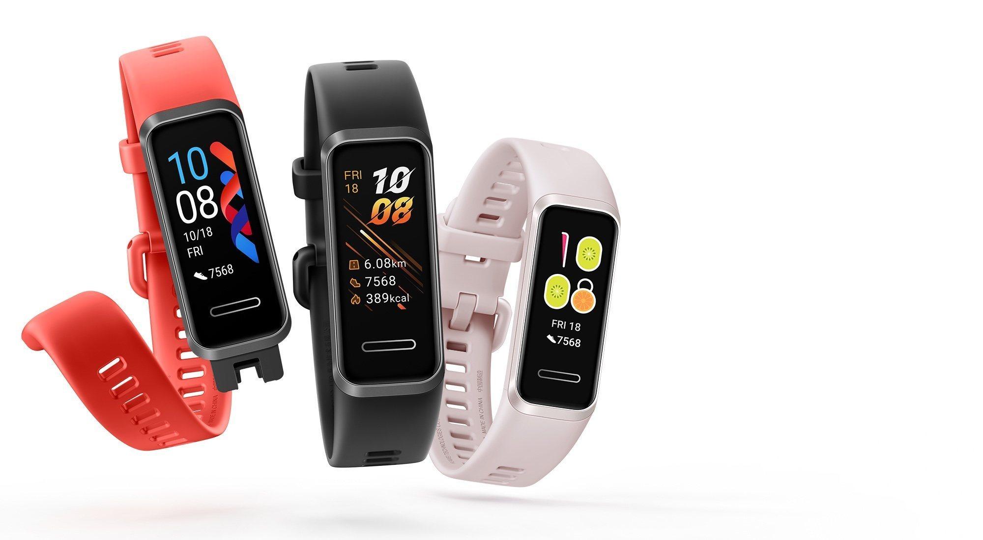 Huawei Band 4: características y precio 1