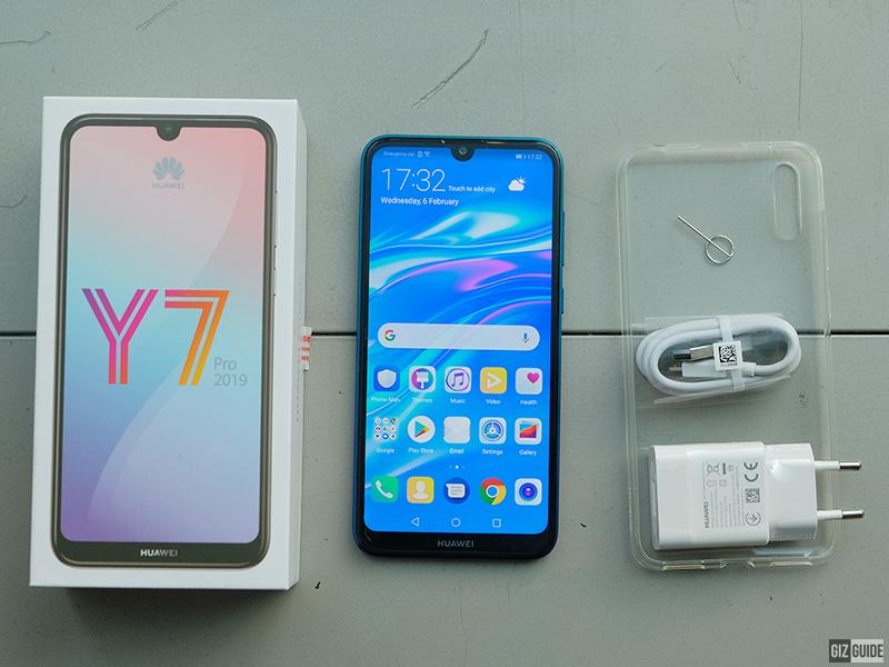 Thông báo giảm giá: Huawei Y7 Pro 2019 đã xuống PHP 6, 990!