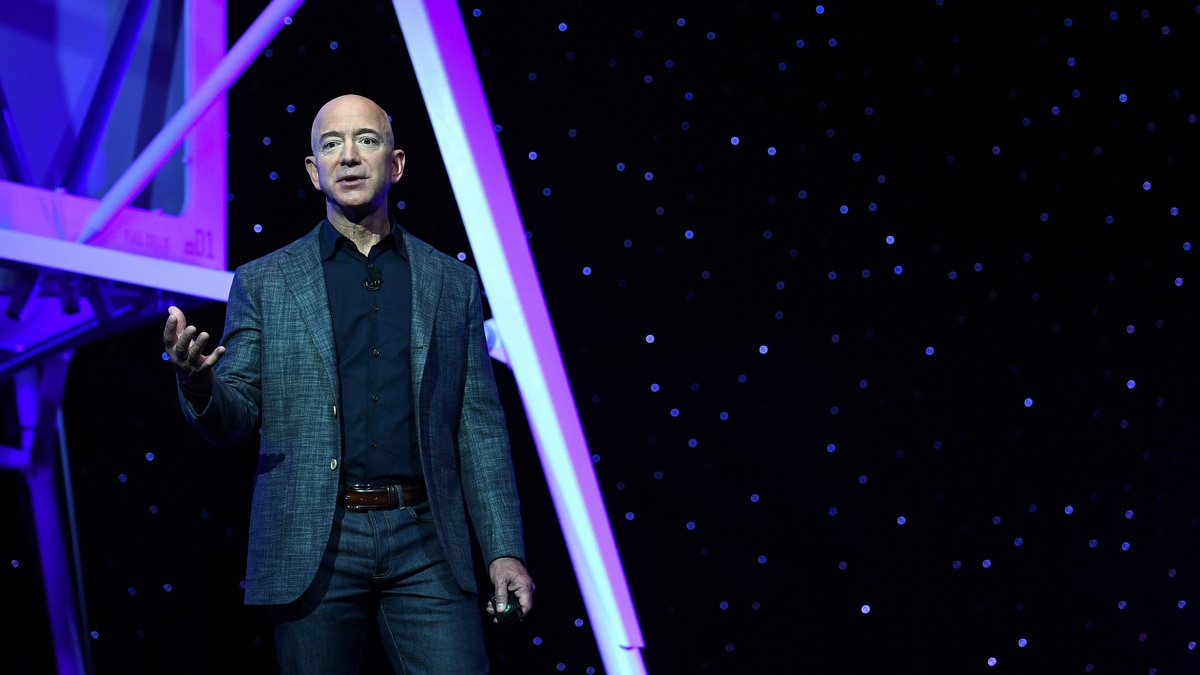 Jeff Bezos Phone Hack: What We Know, and Don