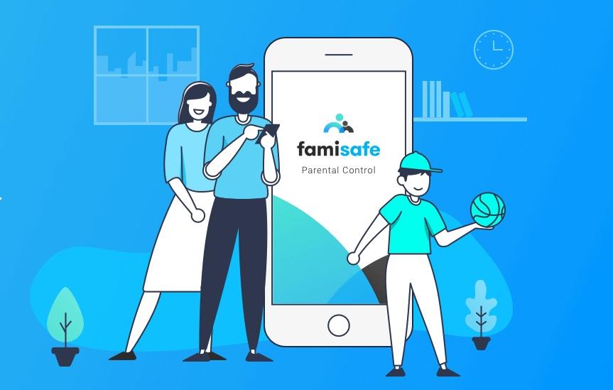 Ứng dụng FamiSafe Parental Control