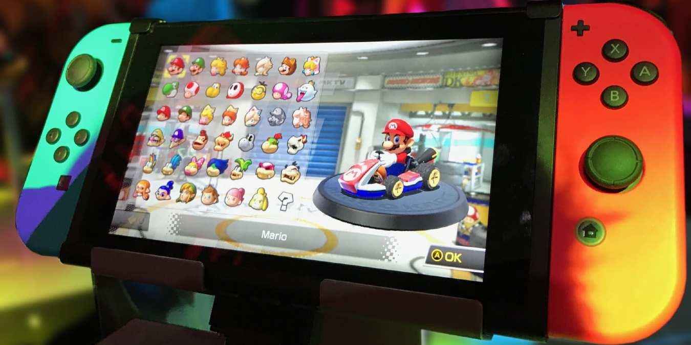 Làm thế nào để bảo tồn tuổi thọ pin trên của bạn Nintendo Switch 1